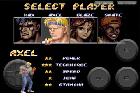 review_streets_of_rage_2_ios_select
