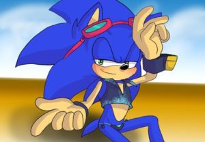 hall_of_fame_sonic_hedgehog_swimsuit